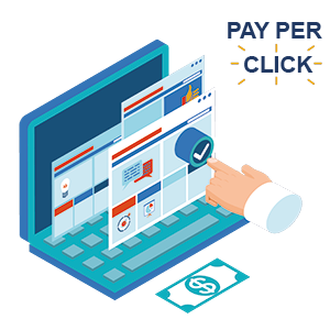 Pay Per Click of PPC advertising