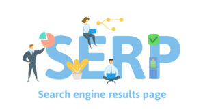 SERP, Search Engine Result Page