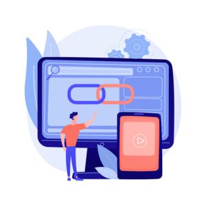 Linkbuilding voor SEO graphic